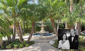 Elizabeth Taylor: Φωτογραφίες από το σπίτι που έζησε με τον 2ο σύζυγό της στο Beverly Hills (pics)