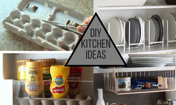 Αυτά είναι τα πιο έξυπνα κόλπα για την κουζίνα που κάνουν θραύση στο διαδίκτυο (vid)