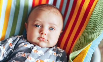Το μωρό μου έχει μπλε μάτια, θα αλλάξει το χρώμα τους;