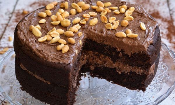 Νηστίσιμο και vegan chocolate cake - Πώς θα το φτιάξετε