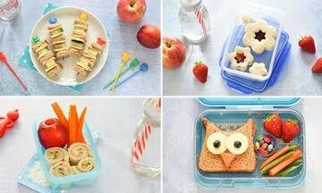 4 εύκολα σάντουιτς που θα ενθουσιάσουν τα παιδιά! (vid)