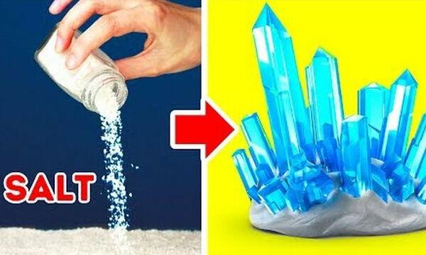 Αλάτι: Πώς να το χρησιμοποιήσετε με τρόπους που ούτε έχετε φανταστεί (vid)