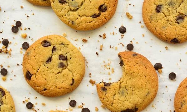 Συνταγή για τα παιδιά: Chocolate chip cookies