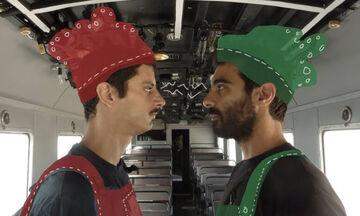 «Δυο ξεροκέφαλες κουτάλες»: Η φιλία και η αξία της συνεργασίας σε μια παιχνιδιάρικη παράσταση