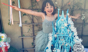 Milla Jovovich: Το πάρτι υπερπαραγωγή της κόρης της