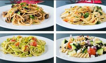 Χάστε κιλά τρώγοντας μακαρόνια – 4 ελαφριές και απολαυστικές συνταγές (vid)