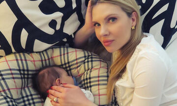 Χριστίνα Αλούπη: Όλες οι φωτογραφίες του δεύτερου γιου της από τη γέννηση μέχρι σήμερα (pics)