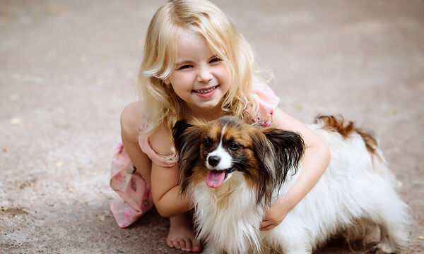 Δέκα συμβουλές προστασίας των παιδιών από τα σκυλιά και το αντίθετο