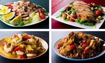 Δίαιτα: 5 συνταγές πλούσιες σε πρωτεΐνη που θα σας βοηθήσουν να χάσετε βάρος (vid)