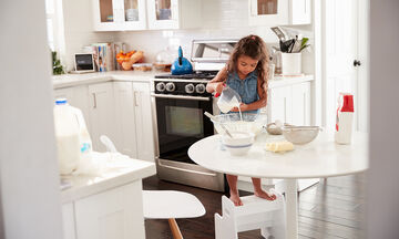 Γλυκά για παιδιά χωρίς ζάχαρη: Συνταγές για να φτιάξετε το Σαββατοκύριακο (pics)