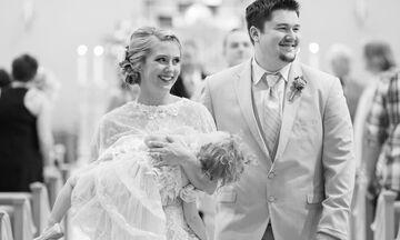 Οι φωτογραφίες αυτού του γάμου είναι ό,τι πιο όμορφο έχετε δει (pics)