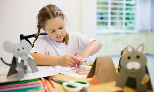 Κατασκευές από χαρτί που μπορούν να φτιάξουν τα παιδιά (vid&pics)