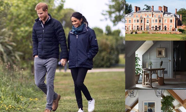 Όλα όσα πρέπει να γνωρίζετε για το πρόσφατο babymoon του πρίγκιπα Harry & της Meghan Markle (pics)