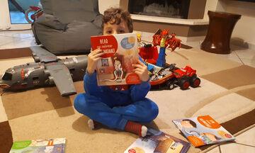 Βιβλία ιδανικά για παιδιά νηπιακής ηλικίας