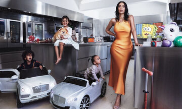Τα επτά πιο περίεργα πράγματα που είδαμε στο «μοναστηριακό» σπίτι της Kim Kardashian (pics)
