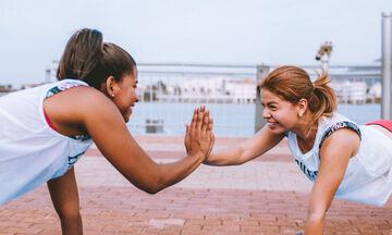 4 λόγοι που θα σε κάνουν να τρέξεις στο γυμναστήριο