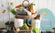Πασχαλινή διακόσμηση: Φανταστικές ιδέες για να διακοσμήσετε το σπίτι σας (pics)