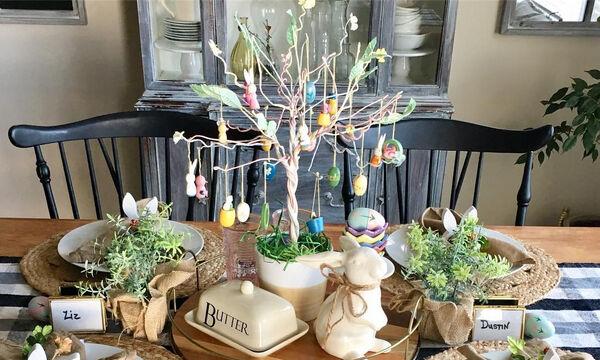 Πασχαλινό δέντρο: Εντυπωσιακές ιδέες για να στολίσετε το δικό σας (pics)