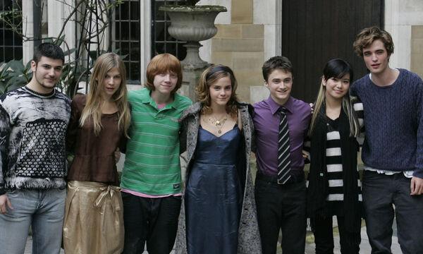Harry Potter: Αγνώριστος ένας από τους πιο διάσημους πρωταγωνιστές του 14 χρόνια μετά