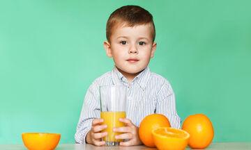 Βιταμίνη C: Γιατί είναι απαραίτητη για την υγεία των παιδιών