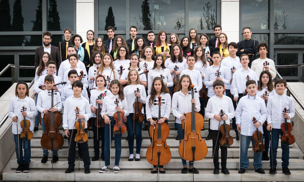 Camerata Junior- Ορχήστρα Νέων των Φίλων της Μουσικής: Ανοιξιάτικη συναυλία στις 18 Μαΐου στο Μέγαρο