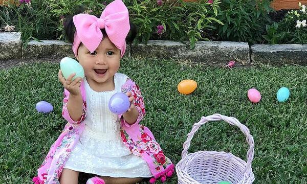 Το κυνήγι των κρυμμένων αυγών: Πασχαλινό παιχνίδι για να διασκεδάσουν τα παιδιά (pics)