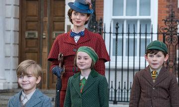Η Μαίρη Πόπινς επέστρεψε και υπάρχουν πολλοί λόγοι για να την ακολουθήσετε οικογενειακώς