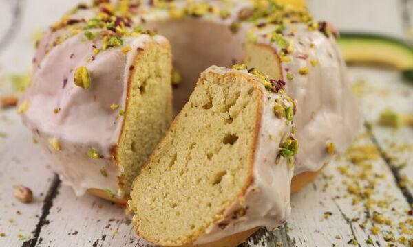 Κέικ αβοκάντο - Μια λαχταριστή και υγιεινή συνταγή