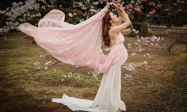Φωτογραφίες εγκυμοσύνης στην ύπαιθρο: Ό,τι πιο όμορφο έχετε δει! (pics)