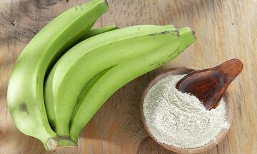 Αλεύρι μπανάνας: Ένα superfood που θα σας βοηθήσει να χάσετε βάρος (vid)