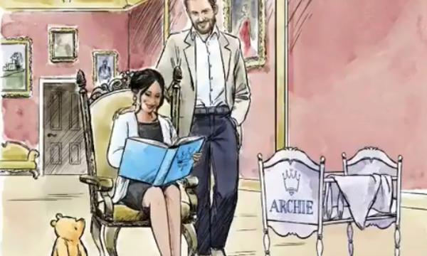 H Disney ετοίμασε ένα υπέροχο βίντεο για τη γέννηση του βασιλικού μωρού - Δείτε το (vid+pics)
