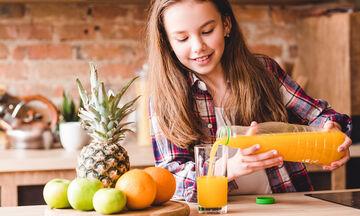 Φρούτα ή χυμό είναι προτιμότερο να δίνω στο παιδί μου;