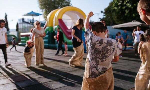 Διαγωνισμός: Γιορτάστε την Παγκόσμια Ημέρα Οικογένειας στο Kidom του Allou! Fun Park!