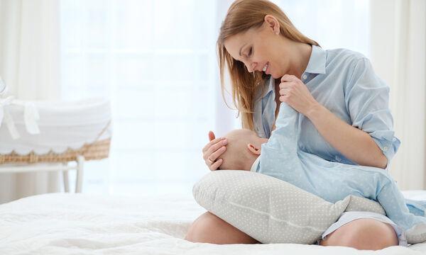 Τα οφέλη του θηλασμού για την υγεία της μητέρας (pics)