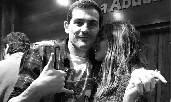 Η συγκλονιστική εξομολόγηση της συζύγου του Iker Casillas: «Έχω όγκο στις ωοθήκες»