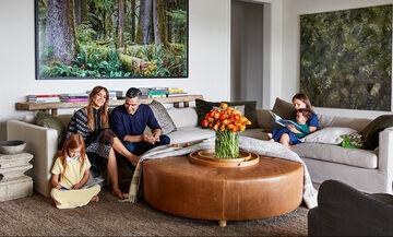 Το σπίτι της Jessica Alba δεν είναι όπως το φαντάζεσαι (pics&vid)