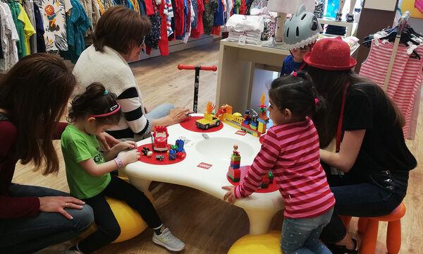 Διασκεδάστε με LEGO στο κατάστημα DPAM στη Γλυφάδα