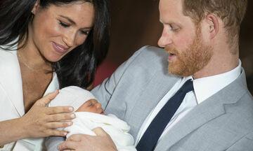 Αυτή είναι η απόφαση που πήρε η Meghan Markle και ο πρίγκιπας Harry για τον Archie (pics)