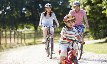 Συμβουλές ασφάλειας ποδηλάτου για νήπια και ασφάλεια παιδικού καθίσματος ποδηλάτου