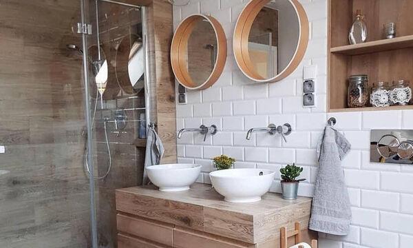 Πώς να οργανώσετε έξυπνα το μπάνιο σας (pics)