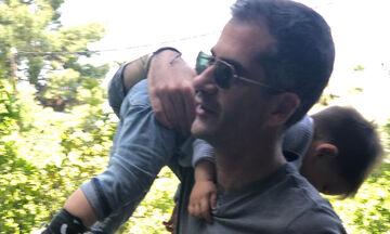 Κώστας Μπακογιάννης: Μας δείχνει για πρώτη φορά την κόρη του στο Instagram (pics)