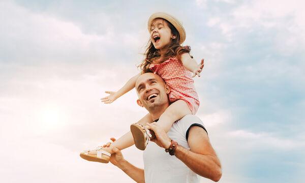 Τρεις λόγοι που κάνουν έναν μπαμπά τον ήρωα της οικογένειας (pics)