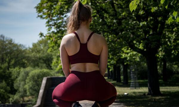 4 ασκήσεις για να χάσεις λίπος από τους γλουτούς