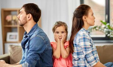 Διαζύγιο - Πώς προετοιμάζουμε το παιδί μας;