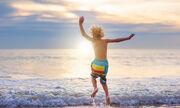 Πρόταση για παιχνίδια στη παραλία: Ρακέτες «Βάτραχος»