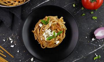 Συνταγή για να φτιάξετε λαζάνια με γεύση γεμιστά