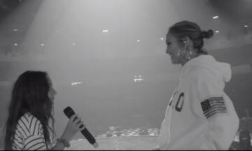 Jennifer Lopez: Το νέο video με την κόρη της που τραγουδούν μαζί πρέπει να το δείτε (vid)