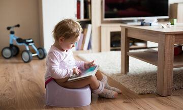 Από την πάνα στο γιογιό: Πώς θα καταφέρετε το δίχρονο κορίτσι σας να τα καταφέρει σε μία μέρα (vid)