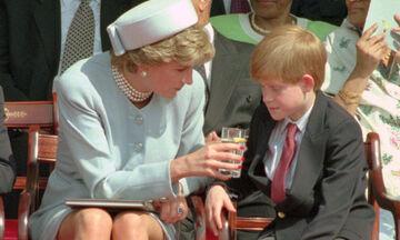 Φωτογραφίες και βίντεο που δείχνουν ότι η Diana ήταν μια δοτική μαμά (pics&vid)