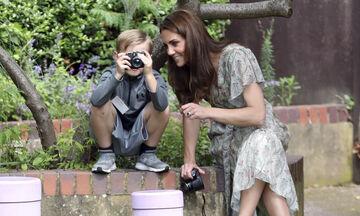 Kate Middleton: Δε φαντάζεστε τι έχουν πάρει ο George και η Charlotte από τη μαμά τους (pics)
